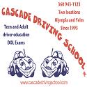 Cascade driving school